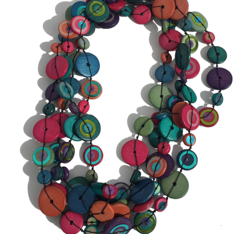 NECKLACE - MULTICOLOURED