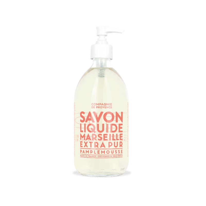 SOAP - 500ML LIQUID HAND/BODY - GRAPFRUIT