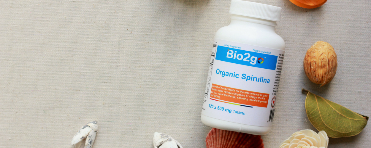 Spirulina - supplements-image-bio2go