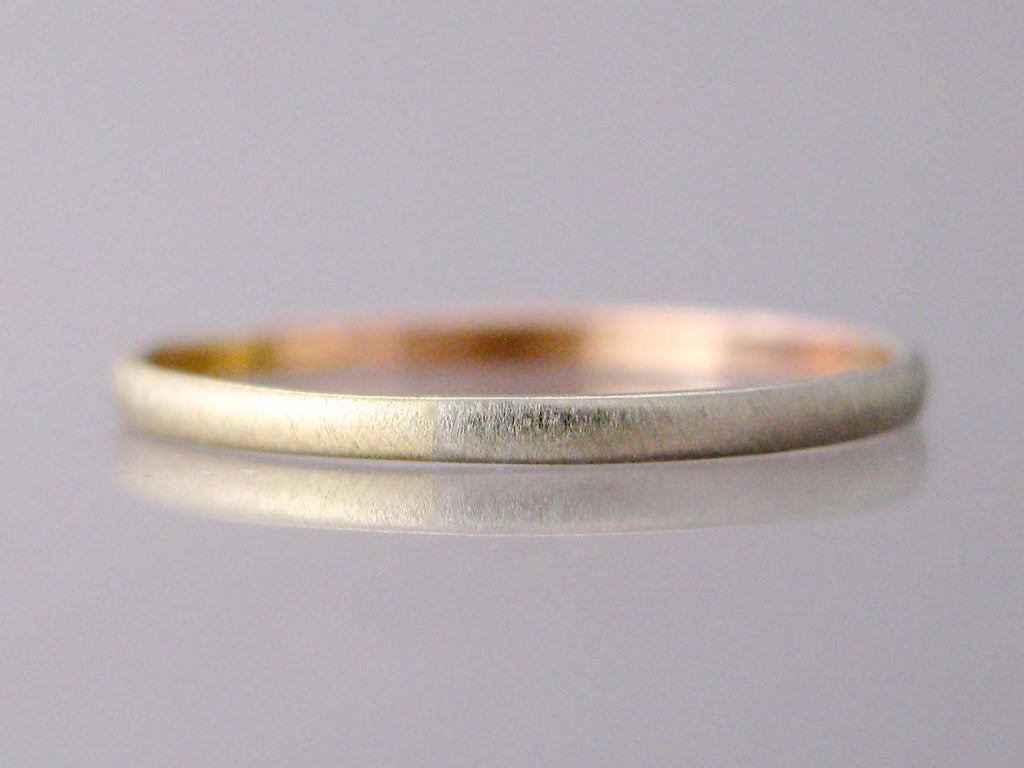 band rings silver mixing engagement and metals ring for gold mixed topic wedding yellow metal