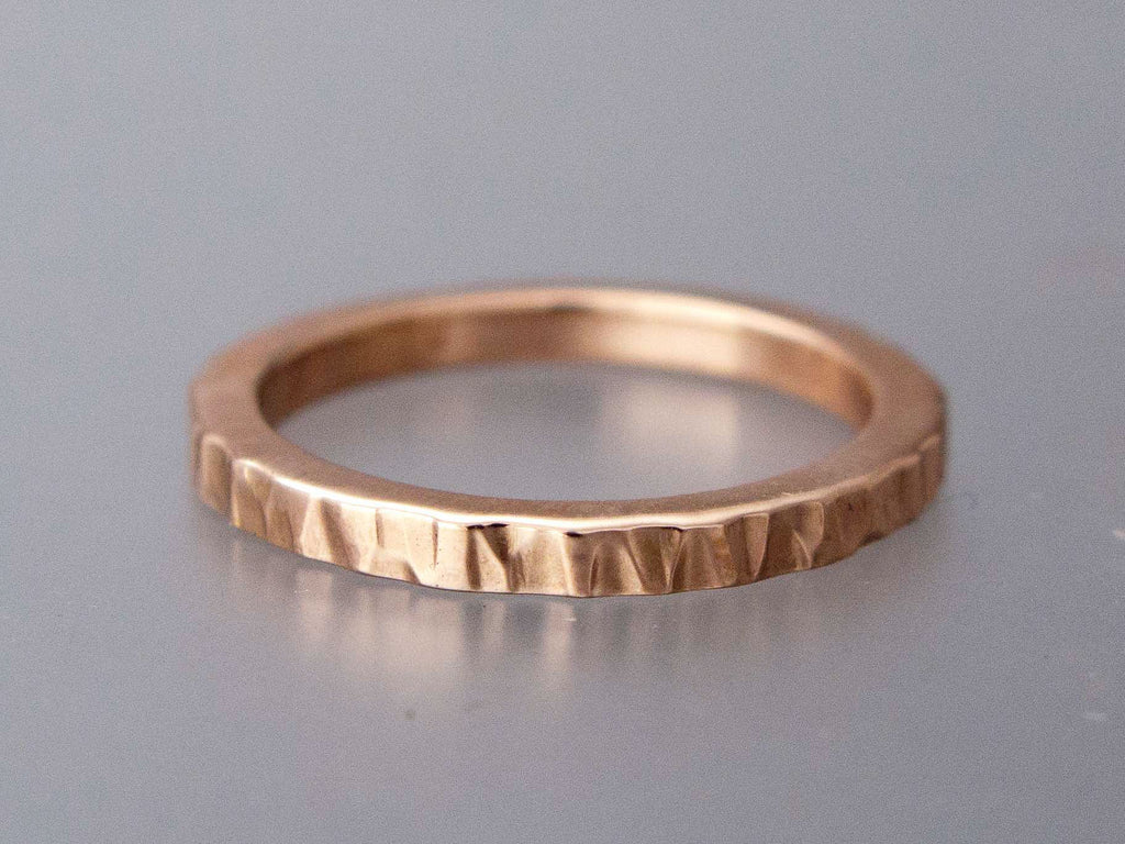 Square Wedding Band Custom Made In Gold Palladium Or Platinum