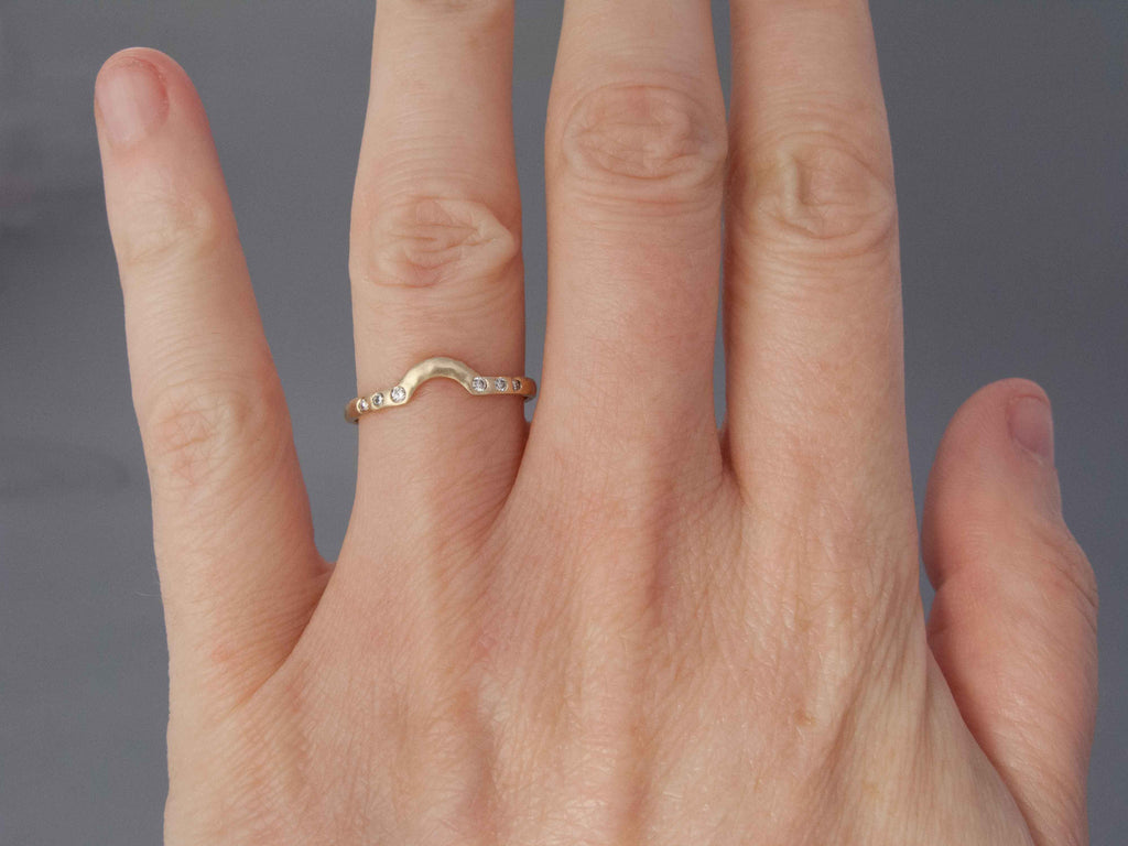 women rose products yellow by gold or half wry present tone s and round wedding married shirlee contour bands jewelry past future ring tri mixed narrow anniversary in white band womens grund