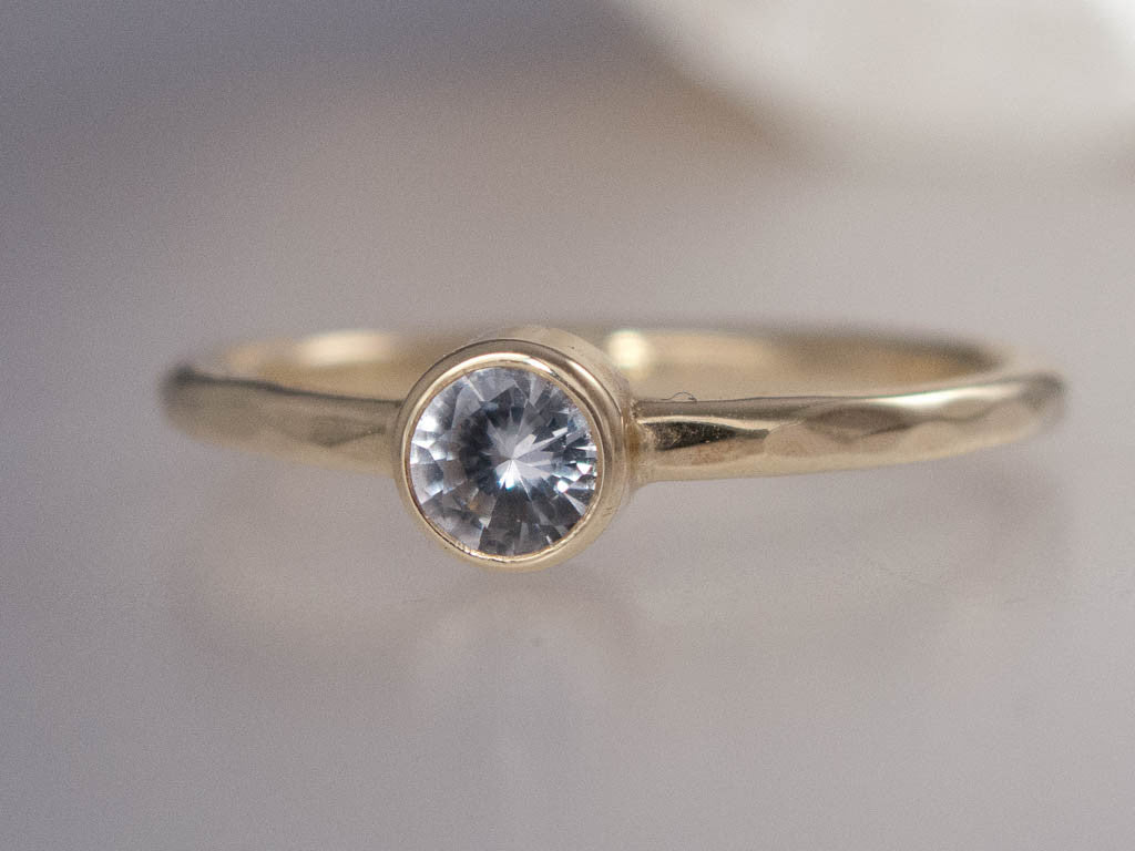 gold round bridal band pronganniversary prong engagement anniversary golddiamond rose media ring wedding brilliant roundgemstone promise diamond gemstone moissanite