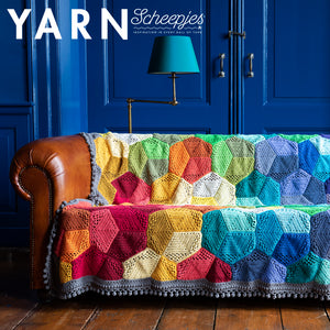 Scheepjes YARN Book-a-zine 10 - Colour 2020