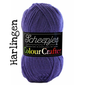 Scheepjes Colour Crafter - Mrs Snufflebean