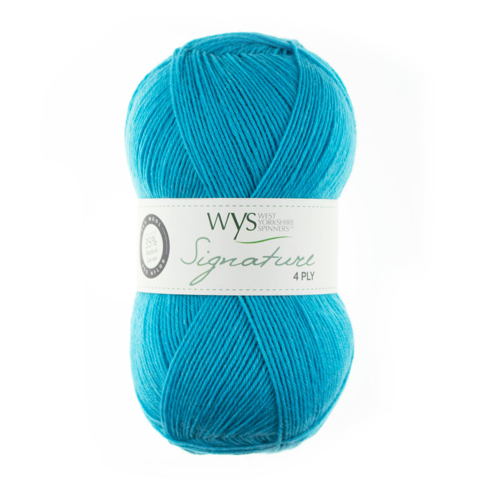 *Reduced to Clear* WYS Signature 4ply