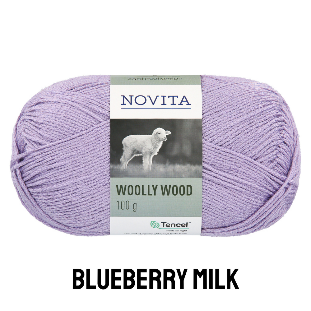Load image into Gallery viewer, *NEW* Novita Woolly Wood
