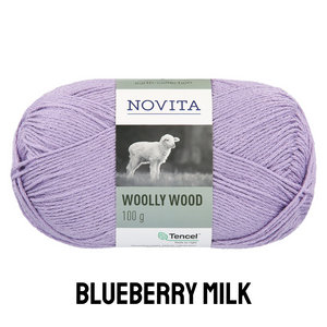 *NEW* Novita Woolly Wood