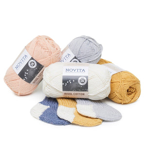 Novita Wool Cotton - Mrs Snufflebean