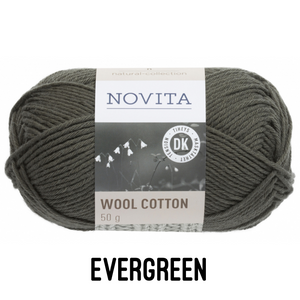 *Discontinued* Novita Wool Cotton