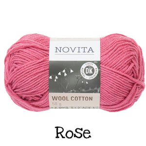 Load image into Gallery viewer, Novita Wool Cotton - Mrs Snufflebean