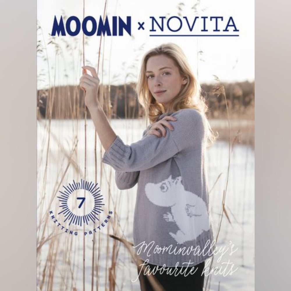 Novita Moomin Valley's Favourite Knits
