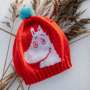 Load image into Gallery viewer, Moomin x Novita - Moominvalley's favourite knits