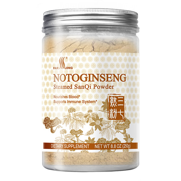 NotoGinseng Steamed Powder 250g