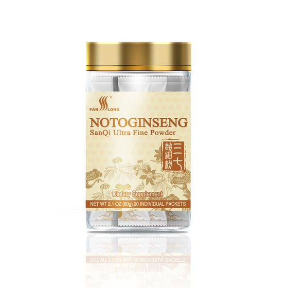 NotoGinseng Ultrafine Powder 60g (20 Packets)