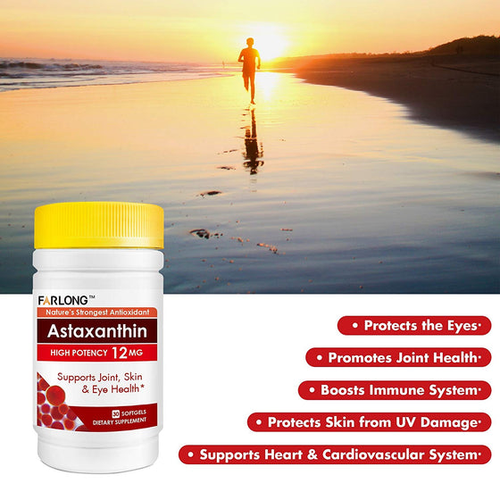 Astaxanthin supplement
