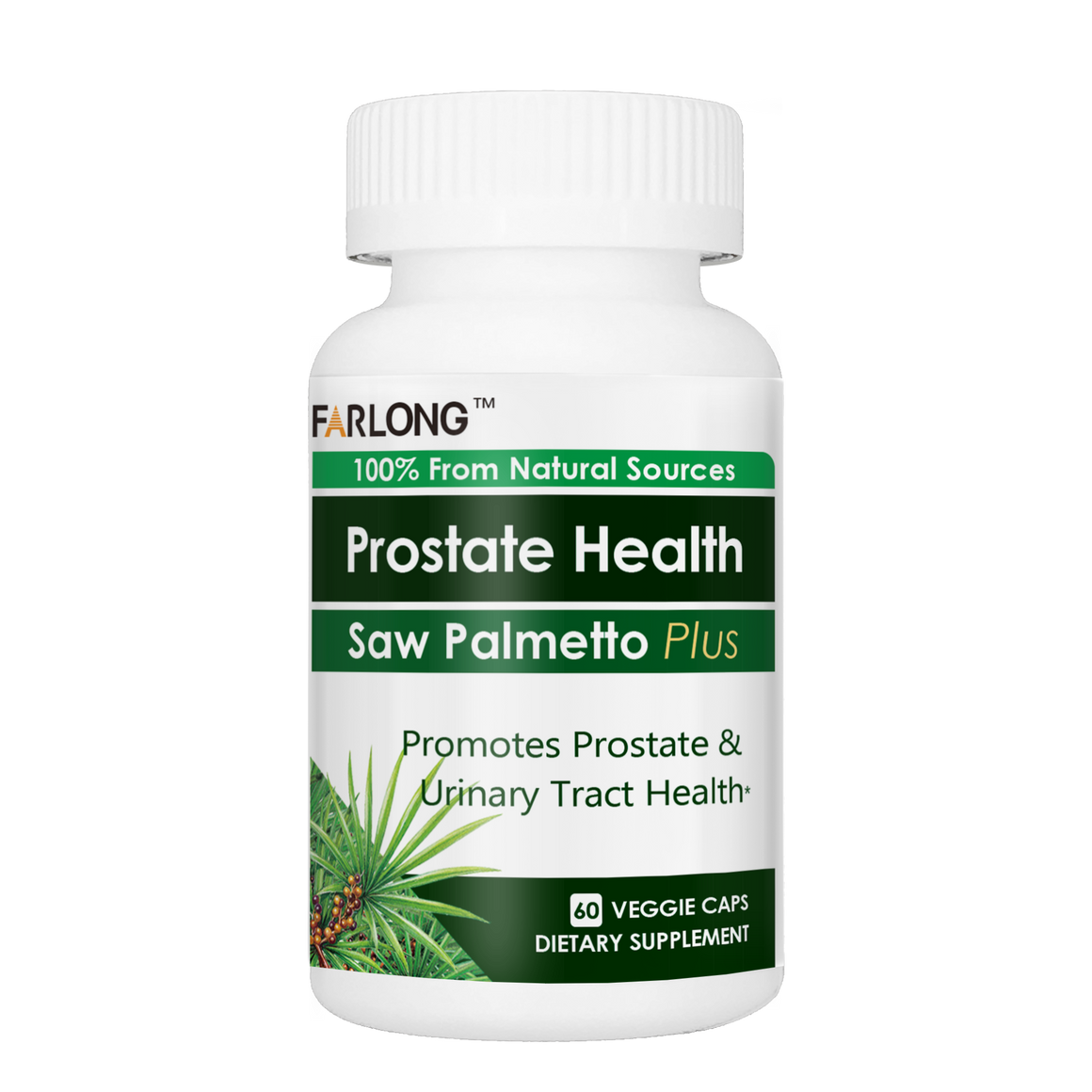 Saw Palmetto Plus