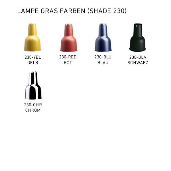OCULIST SHADE Accessoire Lampen DCW EDITIONS