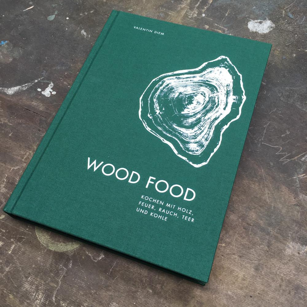 WOOD FOOD BUCH Book DAS_OBJEKT