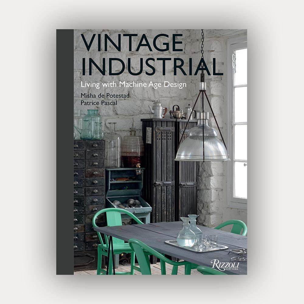 "BUCH ""VINTAGE INDUSTRIAL"" BUCH THAMES AND HUDSON"