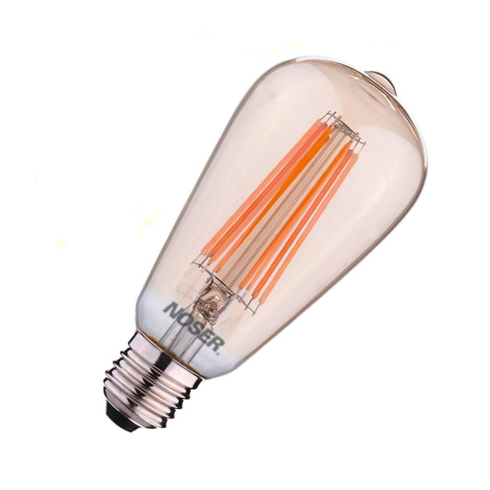 FILAMENT LED ST64 9W LEUCHTMITTEL LED NOSER LIGHT