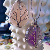 Walden Tree of Life Pendant Necklace