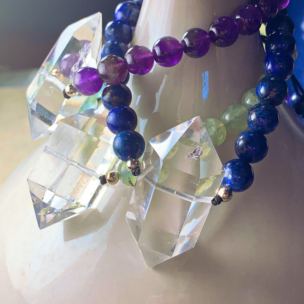 Power Quartz Crystal Bracelet