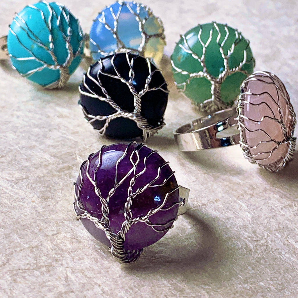 Walden Tree of Life Rings