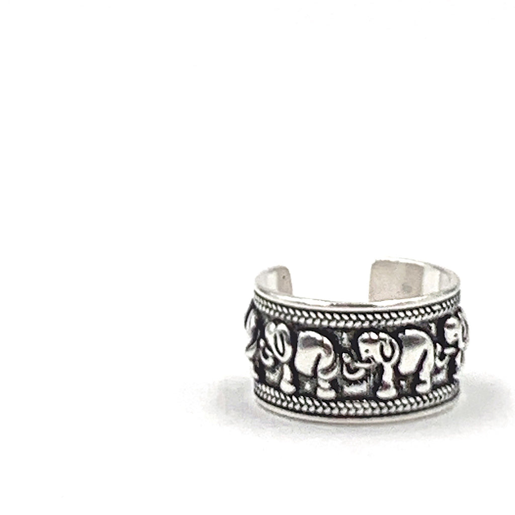 Ganapati Elephant Ring