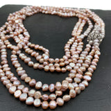Josephine Convertible Pearl Necklace