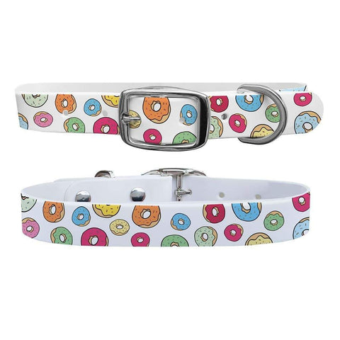 "Donuts Dog Collar 10""-14"""