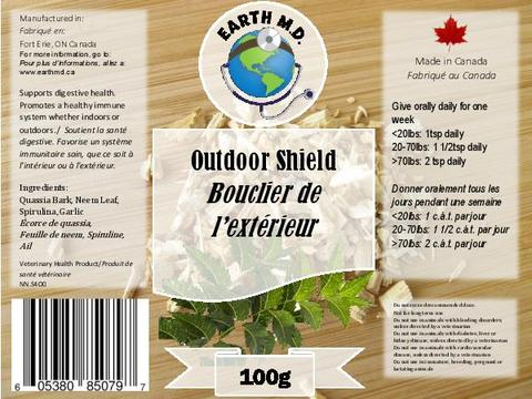 Outdoor Shield-50g