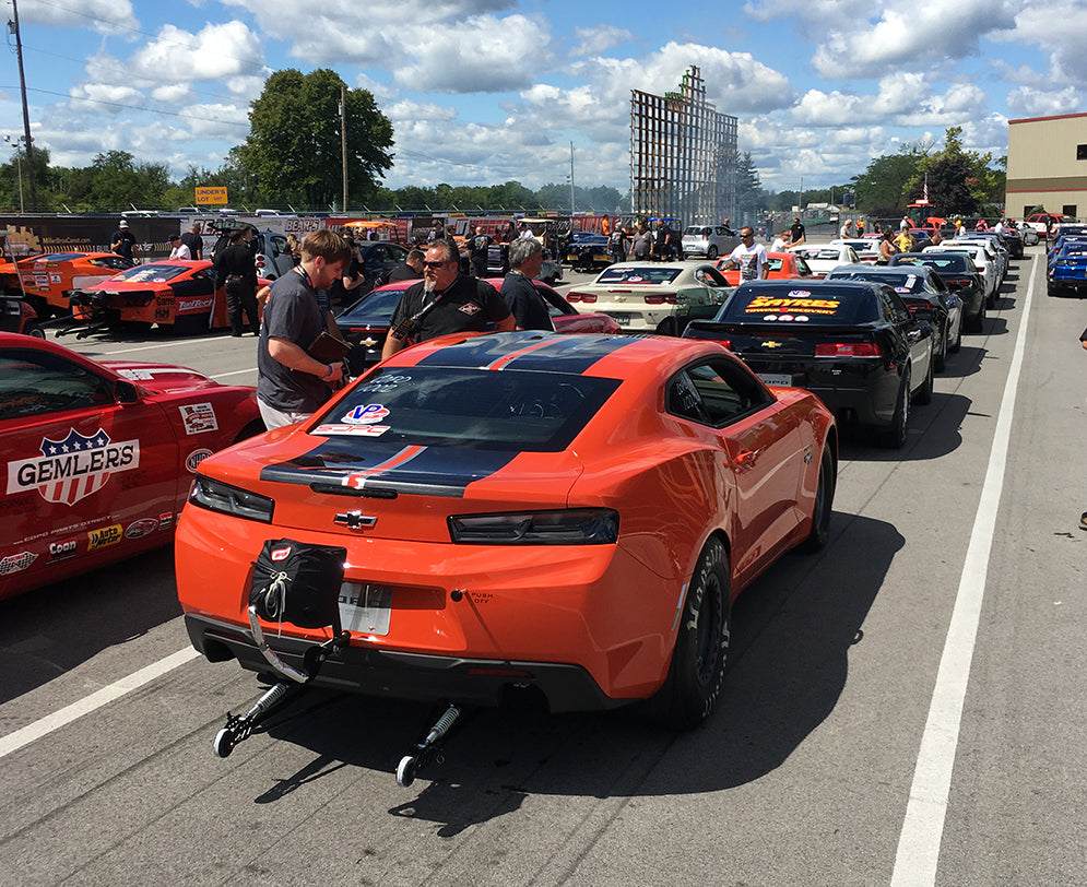 The COPO's 50th Anniversary Shootout In Norwalk Ohio