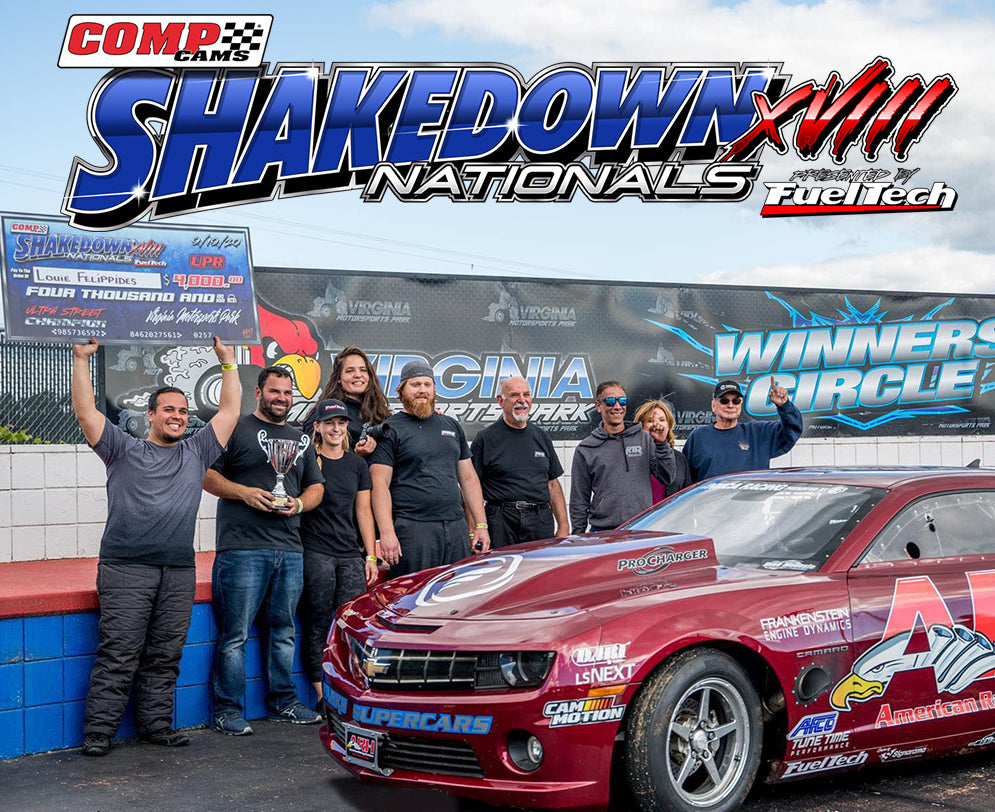 World Record Victory at Shakedown Nationals