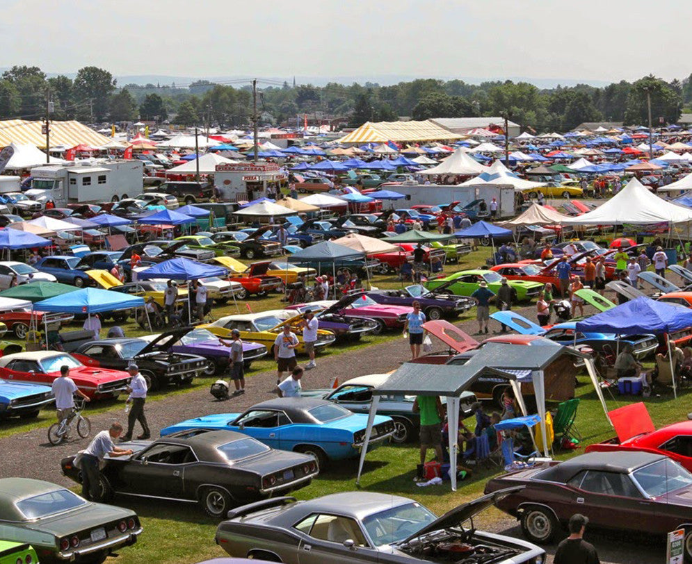 Visit American Racing Headers at the Chrysler Nationals at Carlisle!