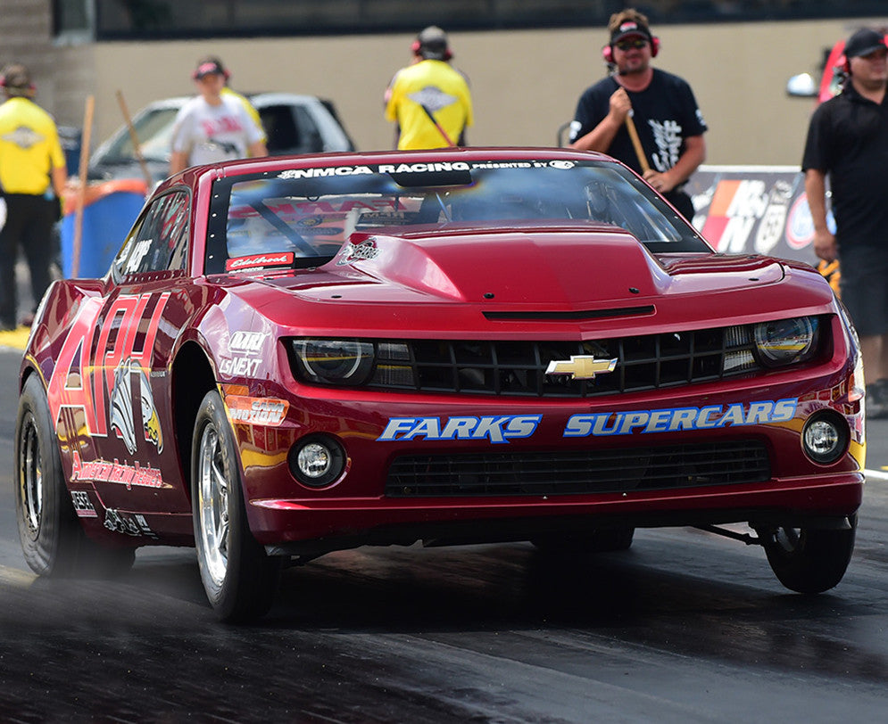 Muscle Cars Throw Down—Race Wrap from the 15th Annual NMCA All-American Nationals