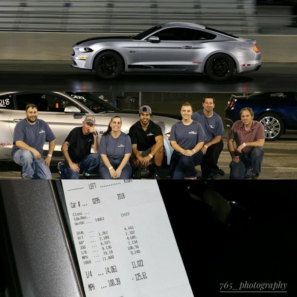 Steedas Lethal NA Silver Bullet Mustang GT Is First Into The - Mustangs unlimited car show 2018