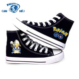 Electric Type Pokemon Men & Women Casual Shoes