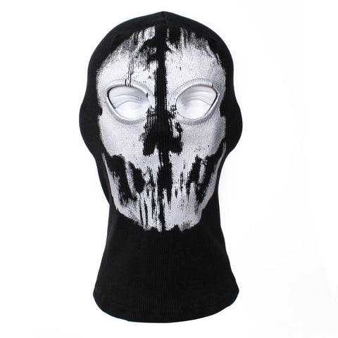 Skull Ghost Mask  autumn winter Beanies