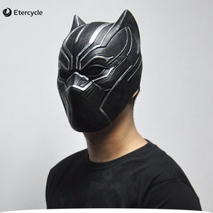 (On sale!) Black Panther Masks Cosplay Mask %40 off Plus FREE Shipping!
