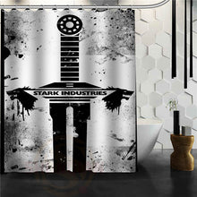 Load image into Gallery viewer, Custom The game of thrones Printed Bathroom Waterproof Polyester fabric Shower Curtain