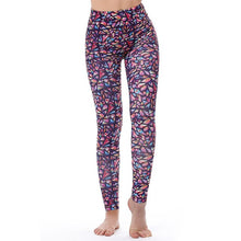 Load image into Gallery viewer, KYKU Brand Unicorn Women Fitness LeggingS  Shiny 3d Printed Rainbow Star Cat Donuts