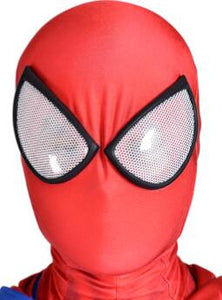 new ben reilly-spiderman costume 3D print spandex lycra fullbody halloween cosplay spider suit for adult/kids free shipping