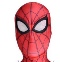 homecoming spiderman costume 3D print spandex fullbody halloween cosplay superhero spider suit for adult/kids/custom made