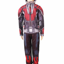Load image into Gallery viewer, Child Deluxe Ant man Muscle Costume