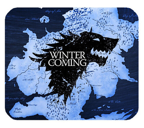 Free Shipping Winter is Coming Game Of Throne Custom Doormats   Bedroom Carpets