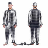 Free shipping!   adult prisoners costumes
