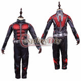 Child Ant Man Costume With Muscles