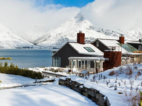 queenstown newzealand ski destination