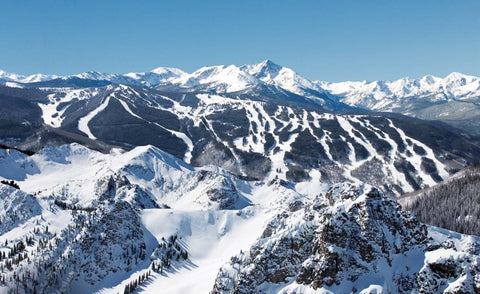 vail colorado ski destination